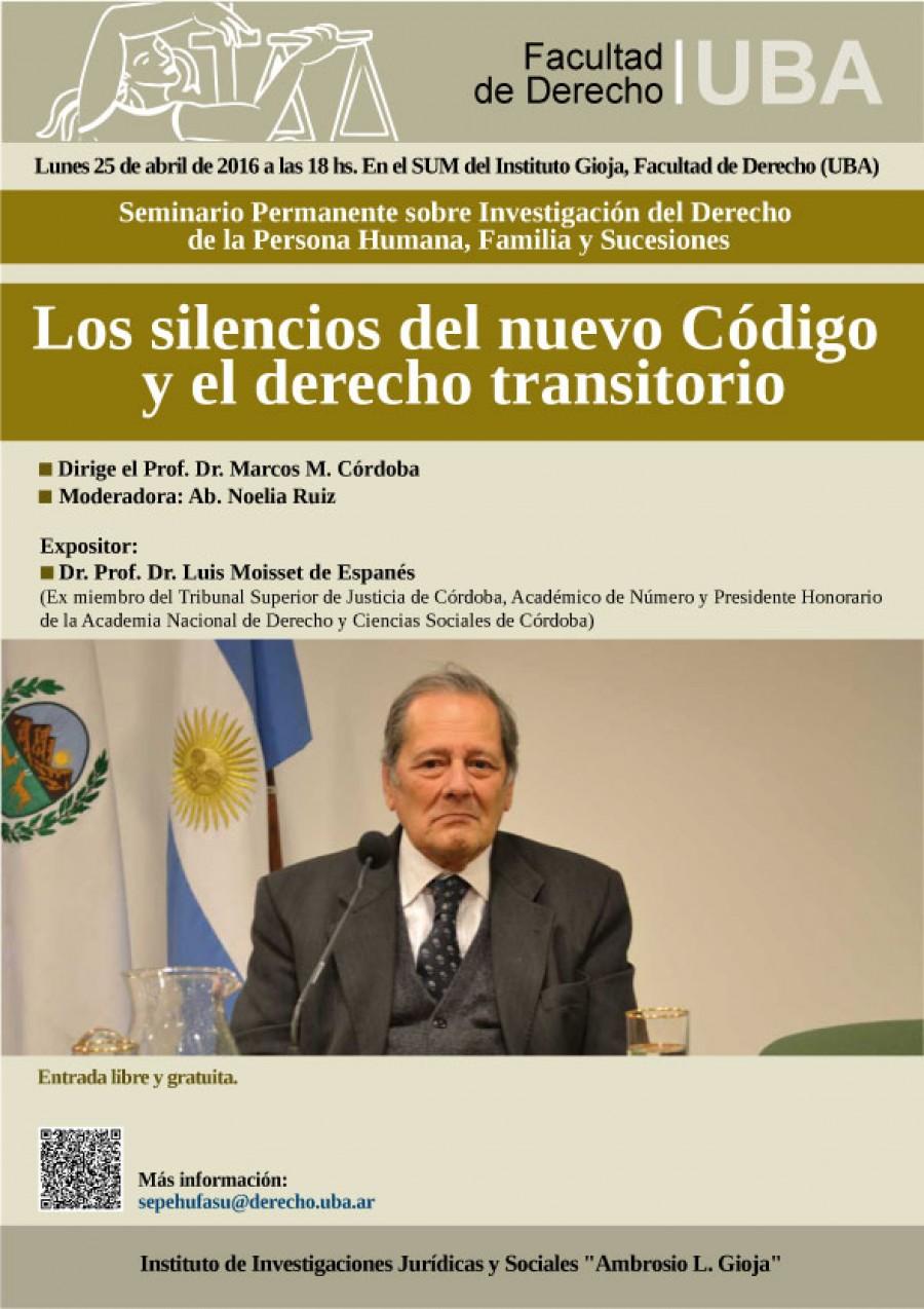 Los silencios del nuevo c digo y el derecho transitorio for Codigo nuevo instagram