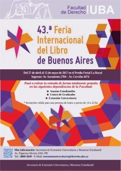 43ª Feria Internacional del Libro de Buenos Aires