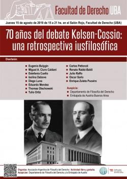 70 años del debate Kelsen-Cossio: una retrospectiva iusfilosófica