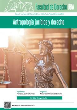 Antropología jurídica y derecho