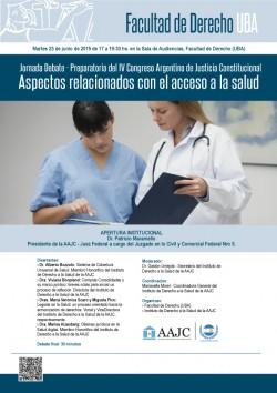 Aspectos relacionados con el acceso a la salud