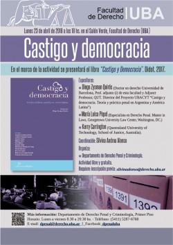 Castigo y democracia