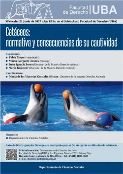 Cetáceos: normativa y consecuencias de su cautividad