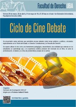 Ciclo de Cine Debate