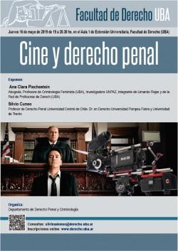 Cine y derecho penal