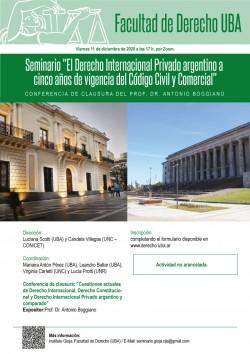 Cuestiones actuales de Derecho Internacional, Derecho Constitucional y Derecho Internacional Privado argentino y comparado