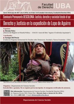 Derecho y Justicia en la expedición de Lope de Aguirre
