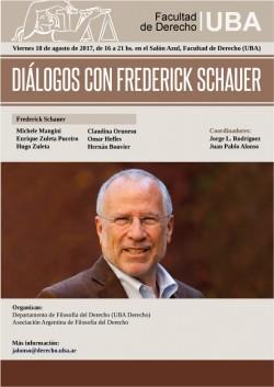 Diálogos con Frederick Schauer