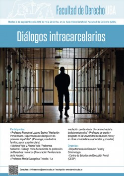 Diálogos intracarcelarios