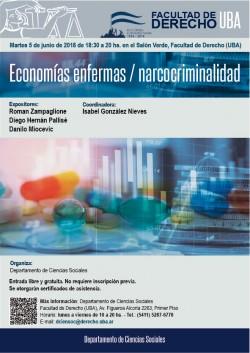 Economías enfermas / narcocriminalidad