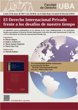 El Derecho Internacional Privado frente a los desafíos de nuestro tiempo