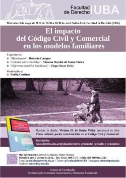El impacto del Código Civil y Comercial en los modelos familiares