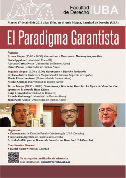 El Paradigma Garantista