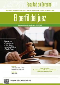 El perfil del juez