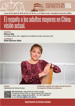 El respeto a los adultos mayores en China visión actual
