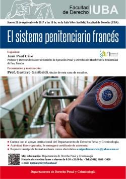 El sistema penitenciario francés