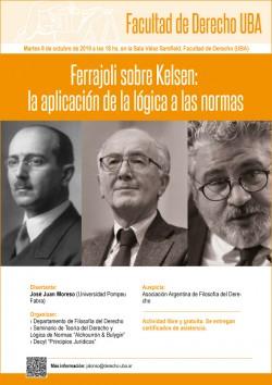 Ferrajoli sobre Kelsen: la aplicación de la lógica a las normas