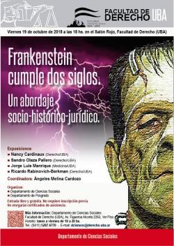 Frankenstein cumple dos siglos. Un abordaje socio-histórico-jurídico