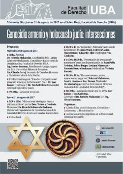 Genocidio armenio y holocausto judío: intersecciones