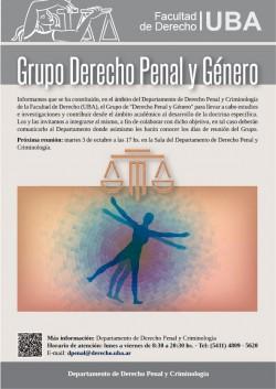 Grupo Derecho Penal y Género