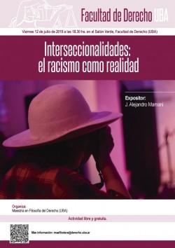 Interseccionalidades: el racismo como realidad