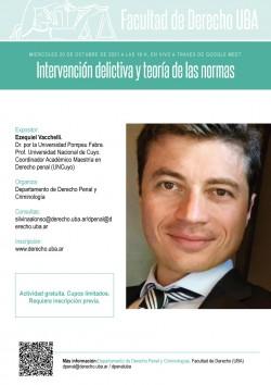 Intervención delictiva: La aportación individual a la obra colectiva