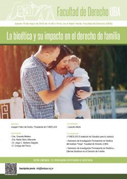 La bioética y su impacto en el derecho de familia