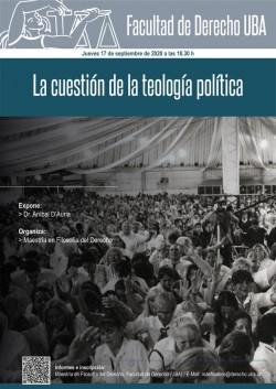 La cuestión de la teología política