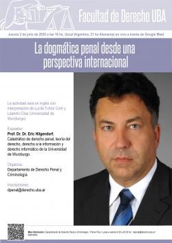 La dogmática penal desde una perspectiva internacional