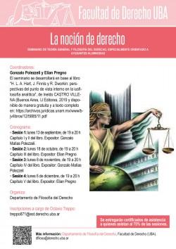 La noción de derecho