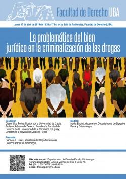 La problemática del bien jurídico en la criminalización de las drogas