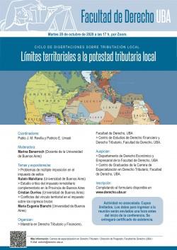 Límites territoriales a la potestad tributaria local