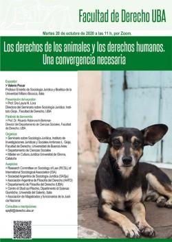 Los derechos de los animales y los derechos humanos. Una convergencia necesaria