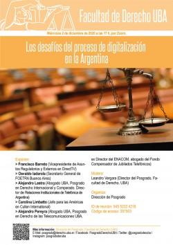 Los desafíos del proceso de digitalización en la Argentina