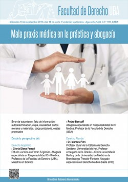 Mala praxis médica en la práctica y abogacía