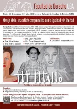 Maruja Mallo, una artista comprometida con la igualdad y la libertad
