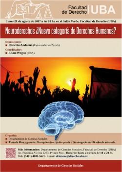 Neuroderechos ¿Nueva categoría de Derechos Humanos?