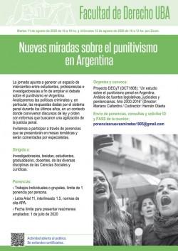 Nuevas miradas sobre el punitivismo en Argentina