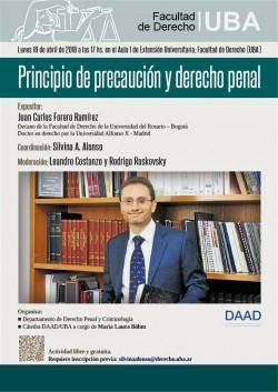 Principio de precaución y derecho penal