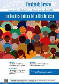 Problemática jurídica del multiculturalismo