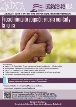 Procedimiento de adopción: entre la realidad y la norma