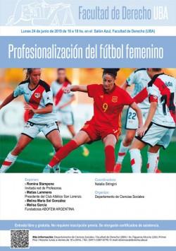 Profesionalización del fútbol femenino