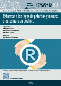 Reformas a las leyes de patentes y marcas: efectos para su gestión