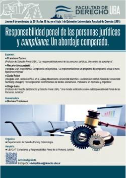 Responsabilidad penal de las personas jurídicas y <i>compliance</i>. Un abordaje comparado