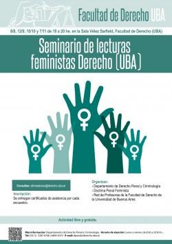 Seminario de lecturas feministas