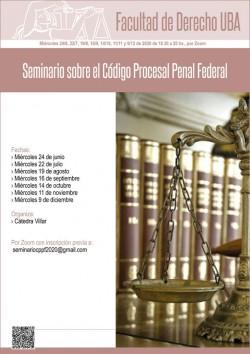 Seminario sobre el Código Procesal Penal Federal