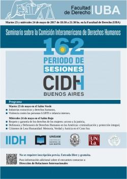 Seminario sobre la Comisión Interamericana de Derechos Humanos