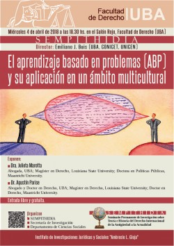 SEMPITHIDIA - El aprendizaje basado en problemas (ABP) y su aplicación en un ámbito multicultural
