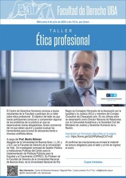 Taller - Ética profesional