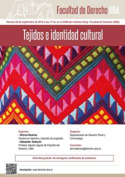 Tejidos e identidad cultural